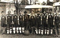 No 1967. līdz 1983. gadam Latvijā pastāvēja piecas motobola komandas. Latvijas lepnums bija Ādažu meistarkomanda.